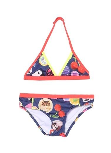 Bellisa Bellisa Bikini Takım Lacivert